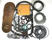 A500 Trans Super Master Rebuild Kit Bundle W/ Bands & Steels Overhaul 93-97 42RE