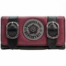Official Supernatural Winchester Hunters Kit Red Coin & Card Purse *SECOND*