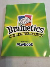 Brainetics Playbook 1-2. Math...Memory....Amazing.
