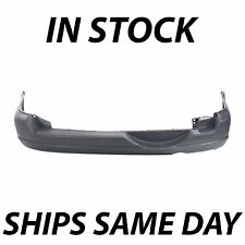 NEW Textured - Dark Gray Rear Lower Bumper Cover For 1997-2001 Honda CR-V CRV