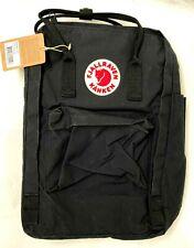 """Fjallraven, Kanken Laptop 15"""" Backpack for Everyday, Black"""