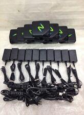 Lot of 10 Ncomputing L300 Network Desktop w/ AC Adapter Power Cord & MOUNTS