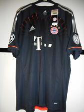 FC Bayern München CL Trikot Triple 2014 Nr.4 Dante signiert neu