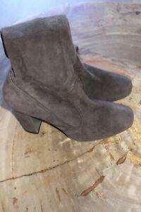 Halston knee high boots size 38.5