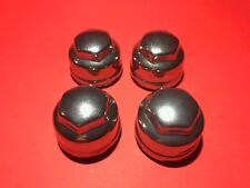 92260556 Genuine Holden New 4 x Lock Nut Covers Stainless Steel VF Commodore
