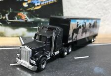 Smokey And The Bandit Custom Truck Trailer Similar Retro Kenworth W900 Semi 🇺🇸