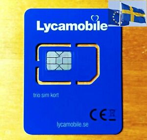 Anonymous Active Prepaid Swedish Sim Card # Receive Free SMS for verification