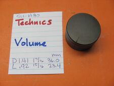 TECHNICS VOLUME KNOB SU-A80 PREAMPLIFIER