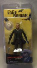 Movie film merchandise Neca action figure unmasked Lone Ranger Ovp