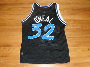 SHAQUILLE O'NEAL Orlando Magic Replica Champions Jersey Size 44