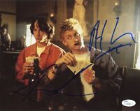 """KEANU REEVES & ALEX WINTER Auth. Hand-Signed """"BILL & TED's"""" 8x10 Photo (JSA COA)"""