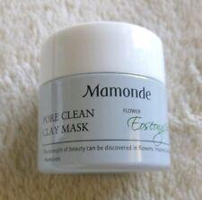 NWOB MAMONDE Flower Pore Clean Clay Mask w/ Eoseongcho 0.84Fl Oz Sample