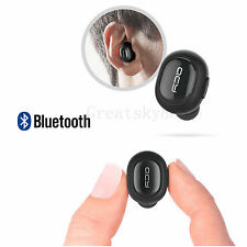 Mini Wireless Sports Handsfree Earphone Bluetooth Headset For iPhone X 8 7 Plus