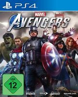 Marvel's Avengers für PS4-Neu in Ovp- (inkl. kostenloses Upgrade auf PS5) (PS4)