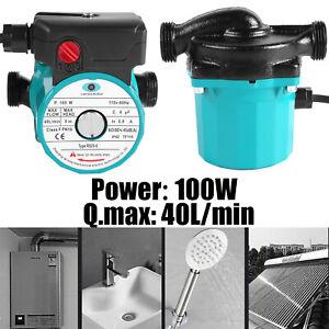 Automatic Booster Pump 110V Household Hot Water Circulation/Circulating Pump US