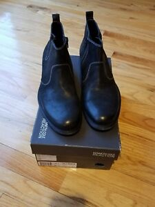 Kenneth Cole Reaction Men ancle suede boots