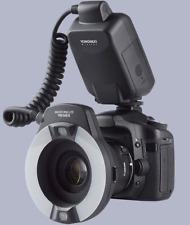 Yongnuo TTL Macro Ring flash light YN-14EX for Canon Cameras