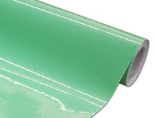 Gloss Teal Mint Green Turquoise 1FTx 5FT Vinyl Car Wrap Film Sticker Decal Roll