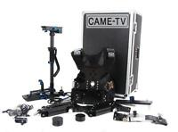 CAME 2.5-15kg Load Pro Camera Steadicam Video Carbon Stabilizer