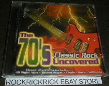 THE 70'S UNCOVERED CLASSIC ROCK -14 TRACK CD- (EXCEED / 500732)