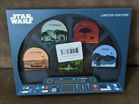 Loungefly Disney NYCC 2019 Star Wars Planets LE1000 5 Pin Set