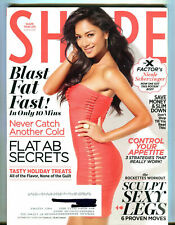 Shape Magazine December 2011 Nicole Scherzinger NEW UNREAD CONDITION