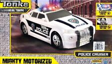 Tonka Police Car Vehicle Motorised Cruiser With Lights And Siren Toy