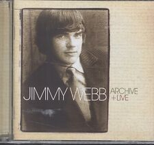 Jimmy Webb - Archive & Live 2cd
