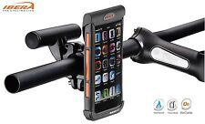 Bike Handlebar Mobile Phone Case Waterproof Cycling Mount holder IB-PB21Q6 IBERA