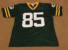 Green Bay Packers 85 JENNINGS NFL JERSEY YOUTH LARGE 12-14