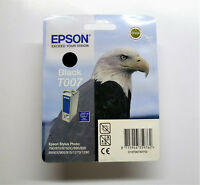 Epson T007 schwarz Adler Stylus Photo 790 870 890 895 900 915 1270 - OVP 09/2018