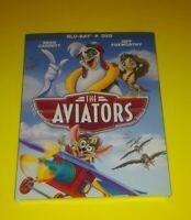 Aviators DVD + Blu-Ray Combo Jeff Foxworthy Brad Garrett Cartoon Animated NEW