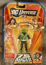 DC Universe DC comics 75 years of Super Power Guy Gardner w/button  nip