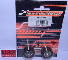 SCALEAUTO SC-2407P WHEEL FOAM 26.75x13mm RIM 17mm AXIS 3mm ALIG. PROCOMP 3
