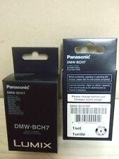 LOT 2 Genuine DMW-BCH7 OEM Panasonic Battery FOR Lumix DMC-FP1 FP2 FP3 FT10 TS10