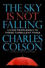 Books/Nonfiction - The Sky Is Not Falling (Hardcover) By Charles Colson