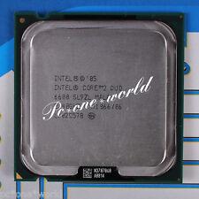 100% OK SL9ZL Intel Core 2 Duo E6600 2.4 GHz Dual-Core Processor CPU