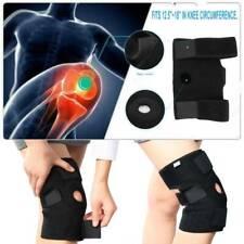 Adjustable Knee Patella Support Brace Sleeve Wrap Cap Stabilizer Sports Black US
