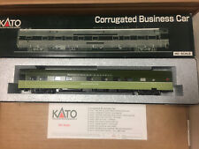 "Kato H0 35-6010 Personenwagen ""YELLOWSTONE"" der NORTHERN PACIFIC"" NEU + OVP"