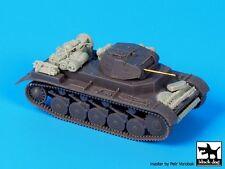 Black Dog 1/72 Panzerkampfwagen II Ausf.C Accessories (S-Model PS720001) T72067