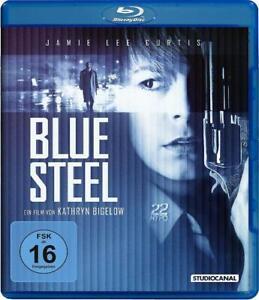 Blue Steel (1990) Blu Ray Import Region B New & Sealed