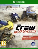 The Crew Wild Run Edition Xbox One MINT Same Day Dispatch 1st Class Fast Deliv*
