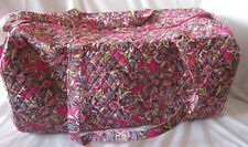 Vera Bradley EXTRA LARGE DUFFLE BAG U Pick your color New With Tags