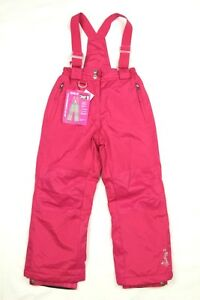 Weatherproof 32 Degrees Girl's Cherry Pink Ski Pants