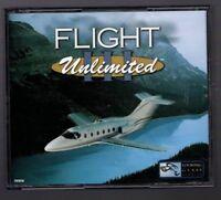 FLIGHT UNLIMITED III 3 SIMULATION SIM PC CD ROM GAME- Free USA Shipping!