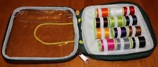 Fly Tying Case of 12 threads different colours