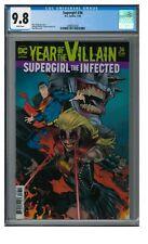 Supergirl #36 (2020) DC Year of the Villain CGC 9.8 LK391