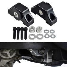 Black Engine Billet Motor Torque Mount Fit For Honda D15 D16 B16 B18 B20 B18B/C