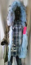 Markenlose Damenjacken & -mäntel mit Kapuze in Größe 38
