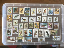 Thematic Stamps Birds